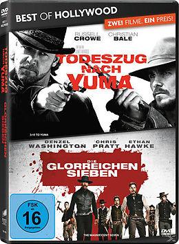 Todeszug nach Yuma & Die glorreichen Sieben DVD