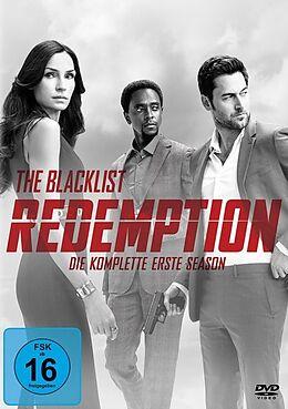 The Blacklist: Redemption - Staffel 01 DVD