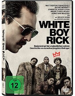 White Boy Rick DVD
