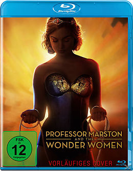 Professor Marston & The Wonder Women-BR Blu-ray