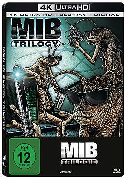 Men In Black Trilogie Blu-ray UHD 4K