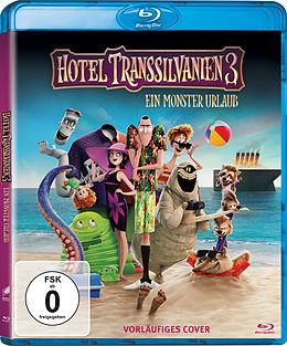 Hotel Transsilvanien 3 - Ein Monster Urlaub Blu-ray