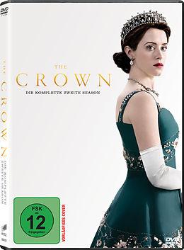 The Crown - Staffel 2 DVD