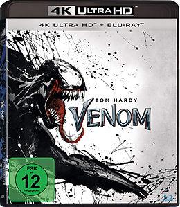 Venom - 4K Blu-ray UHD 4K + Blu-ray