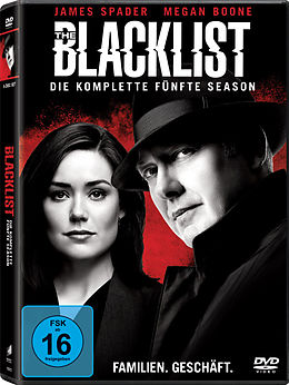 The Blacklist - Staffel 05 DVD