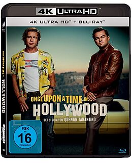 Once upon a time in Hollywood - 4K Blu-ray UHD 4K