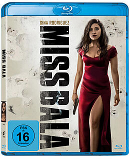 Miss Bala - BR Blu-ray