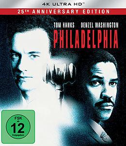 Philadelphia Anniversary Edition Blu-ray UHD 4K