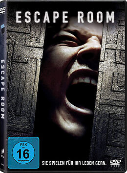 Escape Room DVD