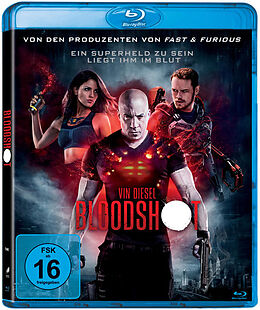 Bloodshot - BR Blu-ray