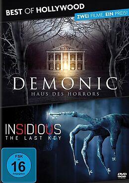 Insidious - The Last Key & Demonic - Haus des Horrors DVD