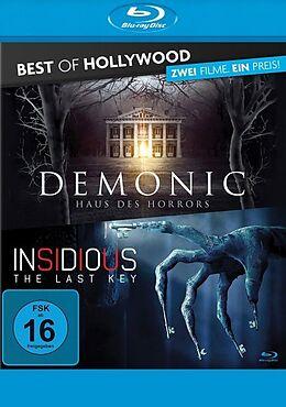 Insidious - The Last Key & Demonic - Haus des Horrors Blu-ray