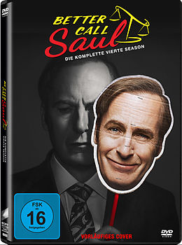 Better Call Saul - Staffel 04 DVD
