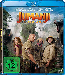 Jumanji - The Next Level - BR Blu-ray