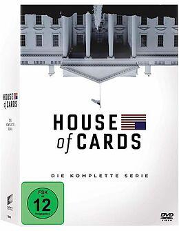 House of Cards - Die komplette Serie DVD