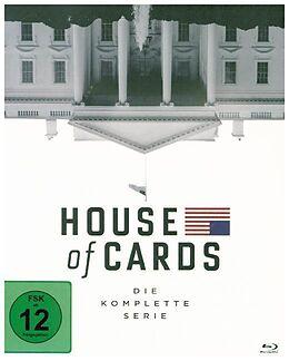 House of Cards - Die komplette Serie - BR Blu-ray