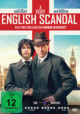 A Very English Scandal - Staffel 01 DVD