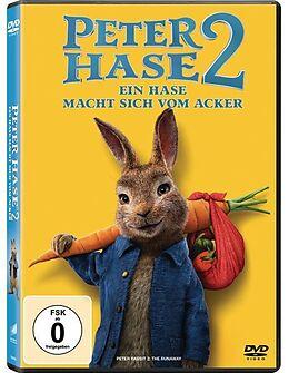 Peter Hase 2 - Ein Hase macht sich vom Acker DVD