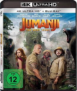 Jumanji - The Next Level - 4K Blu-ray UHD 4K
