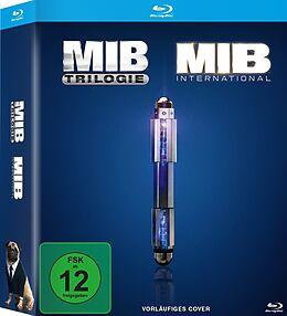 Men in Black - Box 1-4 BR Blu-ray