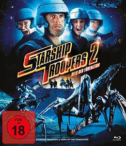 Starship Troopers 2 - Held der Föderation - BR Blu-ray