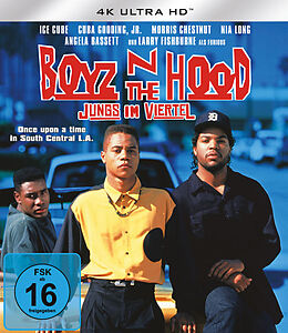 Boyz'n the Hood - Special Edition Blu-ray UHD 4K