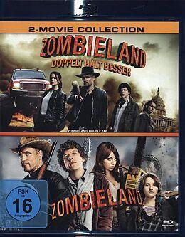 Zombieland 1 + 2 - BR Blu-ray