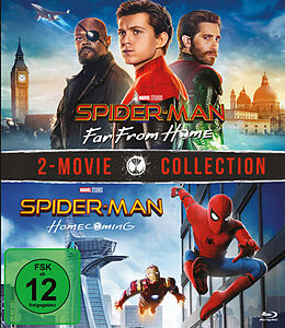Spider-Man: Far from home + Homecoming - BR Blu-ray