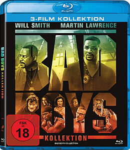 Bad Boys 1-3 - BR Blu-ray