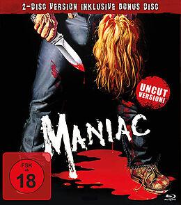 Maniac - BR Blu-ray