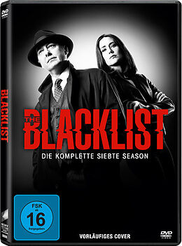 The Blacklist - Staffel 07 DVD