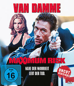 Maximum Risk - BR Blu-ray