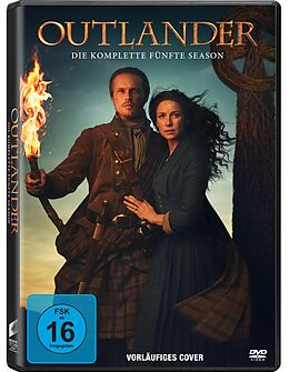 Outlander - Staffel 05 DVD