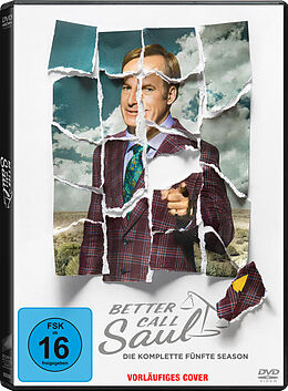 Better Call Saul S.5 DVD