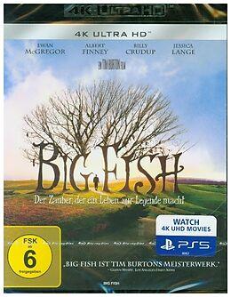 Big Fish - Der Zauber, der ein Leben zur Legende macht - 4K Blu-ray UHD 4K