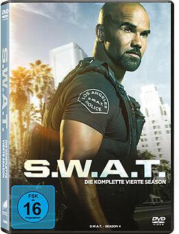 S.W.A.T. - Staffel 04 DVD