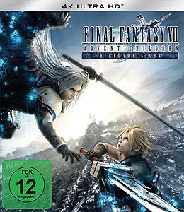 Final Fantasy VII: Advent Children - 4K Blu-ray UHD 4K