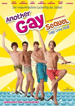 Another Gay Sequel - Gays Gone Wild! DVD