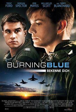 Burning Blue DVD