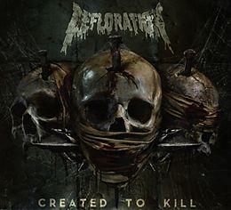 Created To Kill (Digi Cd)