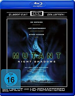 Mutant - Night Shadows Classic Cult Collection Blu-ray