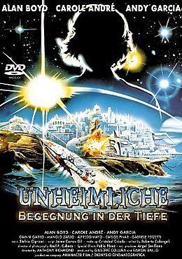 Unheimliche Begegnung in der Tiefe DVD