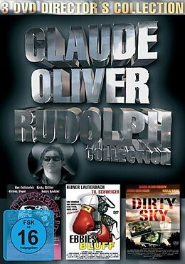Claude-Oliver Rudolph Edition DVD