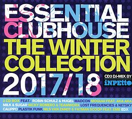 Essential Clubhouse Winter 2017/18