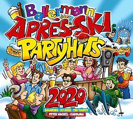 Various Artists CD Ballermann Apres Ski Party Hits 2020