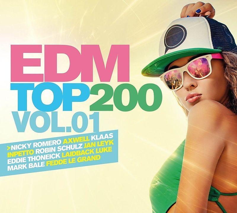 Edm Top 200 Vol 1