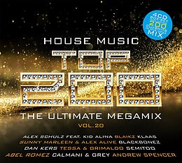 Various Artists CD House Top 200 Vol.20