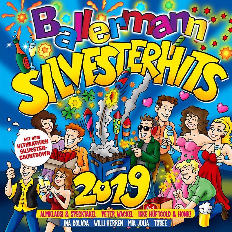 Ballermann Silvesterhits 2019 Various Artists Cd Kaufen Ex Libris