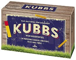 Kubbs - Wikingerspiel Spiel