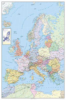 europakarte kaufen Landkarte Politische Europakarte Poster   Poster   online kaufen  europakarte kaufen